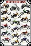 Máquinas de Motocross