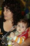 Beatriz y la bambina