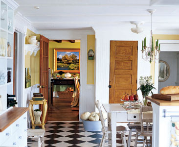 Delicieux Country Living Kitchens