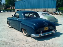 1951 Dodge coupe (Christophe)