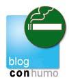 Este blog cuenta con sector fumadores