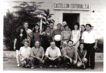 La Antorcha olímpica en Castellón Diario 1996