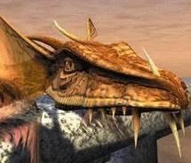 Dragón Atigrado