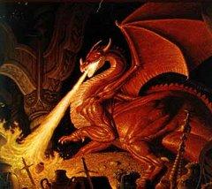 La Furia del Dragón Rojo