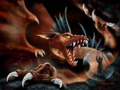 Dragón Marrón