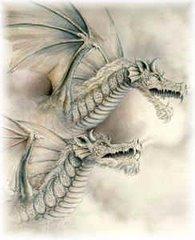 Los Dragones Blancos