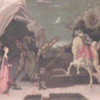 El Caballero la Dama y el Dragón
