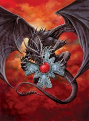 DRAGON COVERART