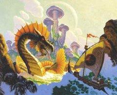 Tierra de Dragones.-