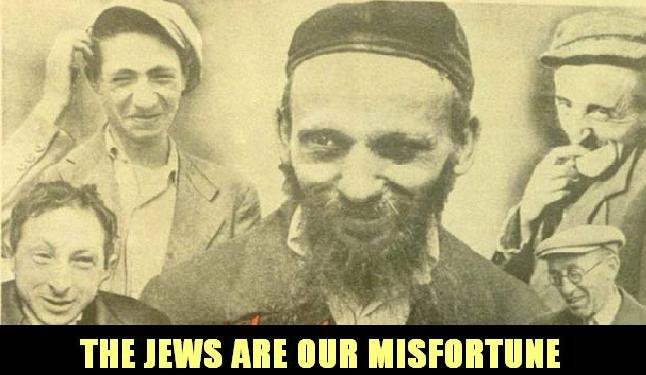 The Jews Are Our Misfortune