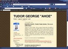 """TUDOR GEORGE """"AHOE"""""""