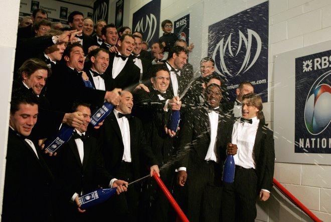 SIX NATIONS 2006: Franta, castigatoarea Turneului