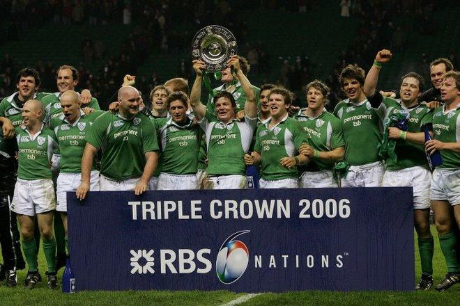 SIX NATIONS 2006: Irlanda, castigatoarea Triplei Coroane