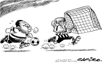 """TSVANGIRAI IS NOW SCORING..........."