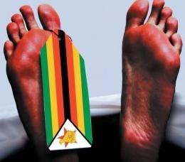 ZIMBABWE IS DYING: BLAIR DOESN\