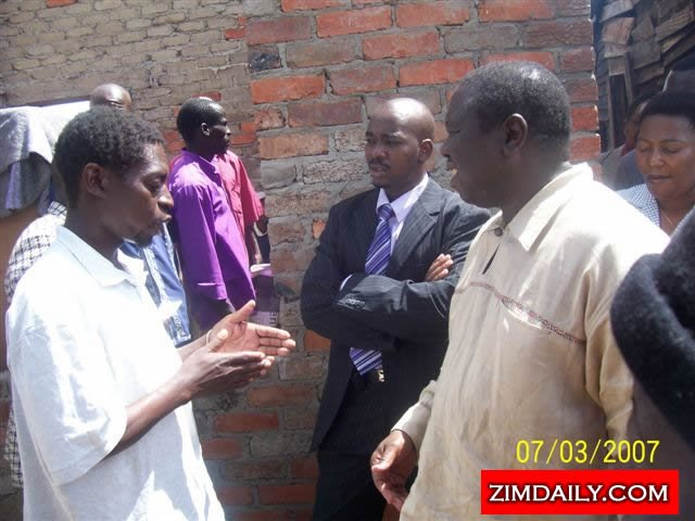 PRES TSVANGIRAI SHOCKED AT TREATMENT OF ZIM REFUGEES!