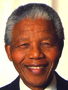 "MR NELSON MANDELA ""TATA MADIBA""."