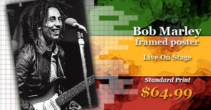 "THE LATE, GREAT, LEGENDARY BOB MARLEY  ""We remember you on this day that you passed on!...."