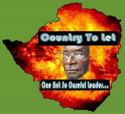 """LET ME KEEP MY....NOTE ...MY ZIMBABWE!"""