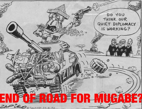 END OF ROAD FOR RGM?