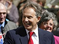 A SINCERE FAREWELL TO THE HON TONY BLAIR!