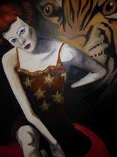 La femme tigre