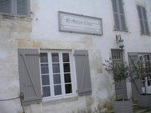 hus i Frankrike