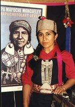 Patricia Rain Huentemilla -Arte de la Platería Mapuche