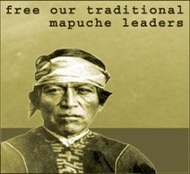 Mapuche leaders free now!