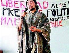 DANKO MARIMAN Músico mapuche contemporáneo