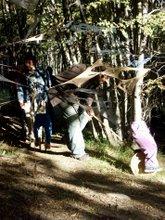 paseo bgl (artistas de canadá)por ecos de piel polar.Yatana