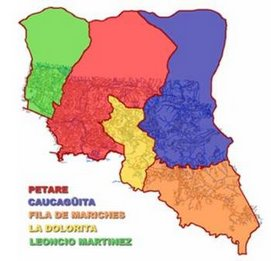Municipio Sucre, Estado Miranda