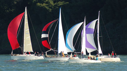 San Francisco Bay Midwinter Races