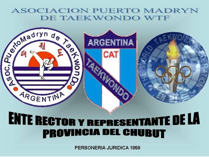 ASOCIACION PUERTO MADRYN DE TAEKWONDO