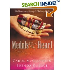 Medals above my Heart