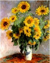 Sunflowers (1881)