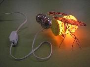 Lámpara Mosquito