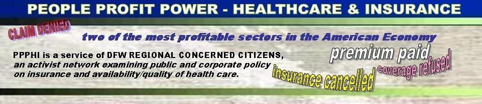 People Profit Power - Healthcare & Insurance