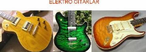 Elekro Gitarlar