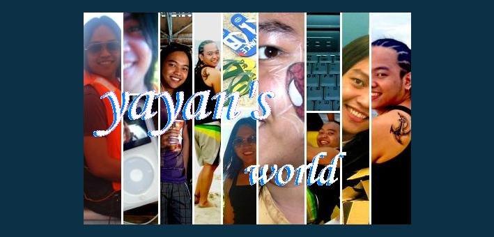 Yayan's World