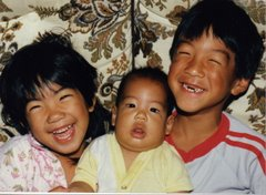 Andrea, Curt, Greg