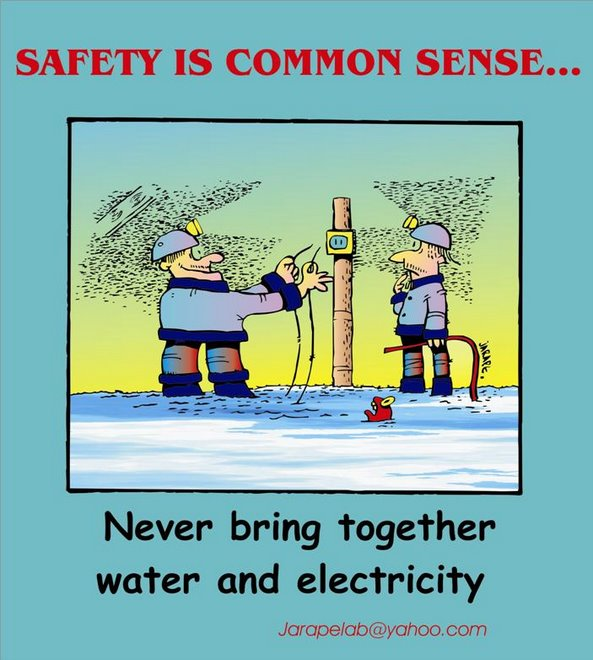 Safety is Common Sense 003
