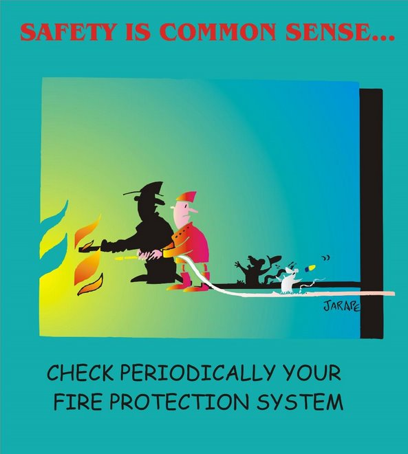 Safety is common sense 004