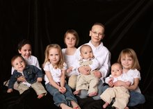 This Is A Picture Of All My Nieces & Nephews