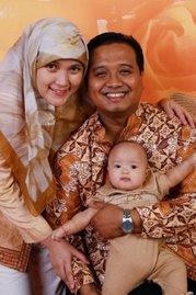 Gadia, Mama and Papa