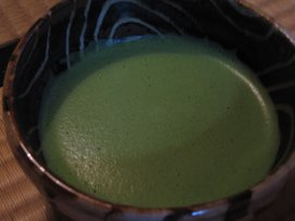 Finished Matcha