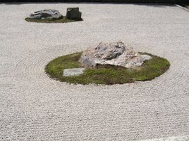Ryo An Ji Stone Garden