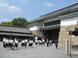 Stream of Students