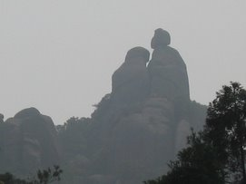 Mt. Tai Mu