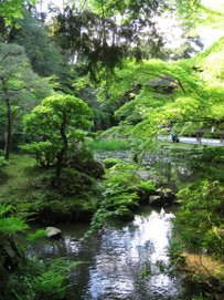 Famous Kyoto Gardens